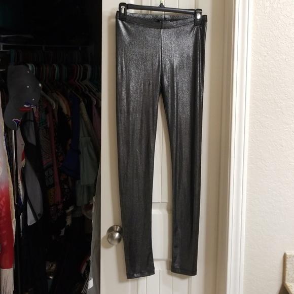 4c329e33 Forever 21 Pants | Sexy Sparkly Leggings | Poshmark